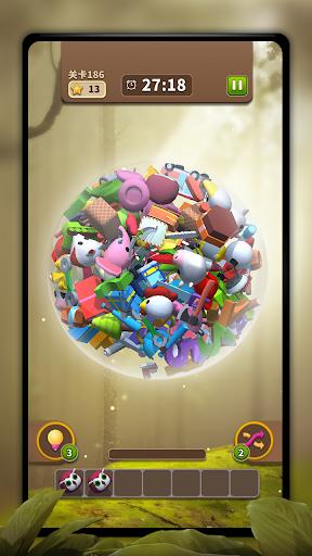 Match Triple Bubble - Match 3D & Master Puzzle  screenshots 6
