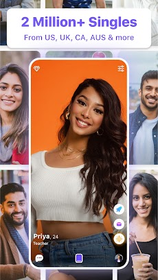 Dil Mil: South Asian singles, dating & marriageのおすすめ画像2