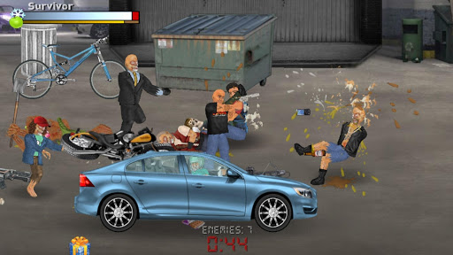Extra Lives (Zombie Survival Sim)  screenshots 1