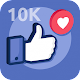Likers App - 10K to 100K Guide For Auto Likes Fans para PC Windows
