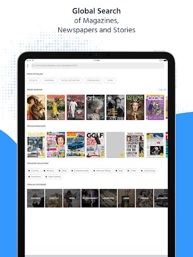 Magzter: Digital Magazines & Newspapers  Screenshots 14