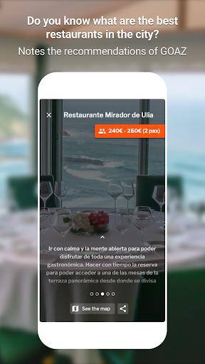 GOAZ: Travel Stories, Trips & Tips. Be an Explorer 6.27.0 Screenshots 3