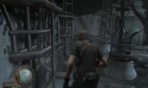 Resident Evil 4 Full Apk Download 5