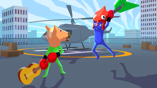 Gang Boxing Arena: Stickman 3D Fight screen 2