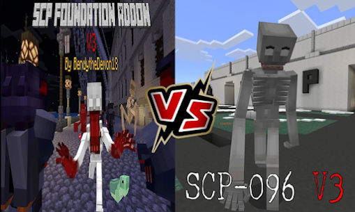 SCP Foundation Universe for Minecraft PE Hack Online (Android iOS) 1