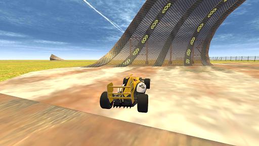 Formula Car Racing u2013 Police Chase Game 1.20 screenshots 4