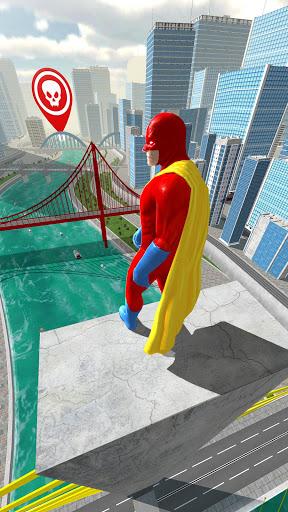 Super Hero Flying School  screenshots 1