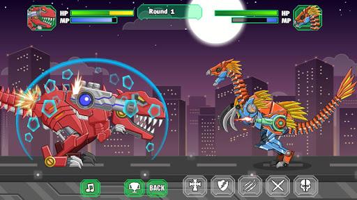Robot Therizinosaurus Toy War 3.9 screenshots 1