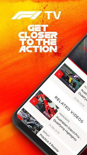 F1 TV 1.14.0 Screenshots 1