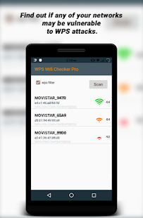 WPS Wifi Checker Pro Screenshot
