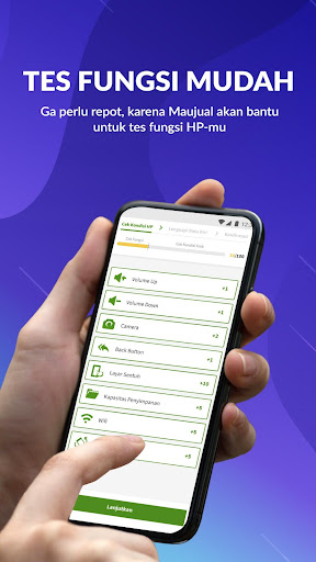 Maujual - Jual HP Bekas 4.0.8 Screenshots 2