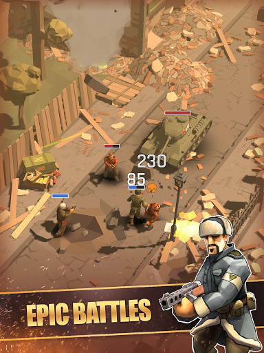 Last War: Shelter Heroes. Survival game android2mod screenshots 8