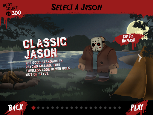 Friday the 13th: Killer Puzzle screenshots 18