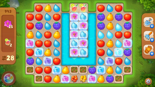 Gardenscapes Mod Apk 5.5.0 Unlimited Coins, Stars Free Download 6