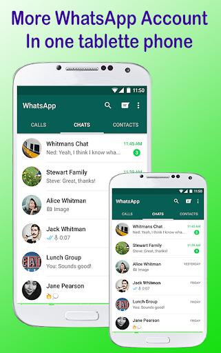 Messenger for WhatsApp Web 2.1 Screenshots 2