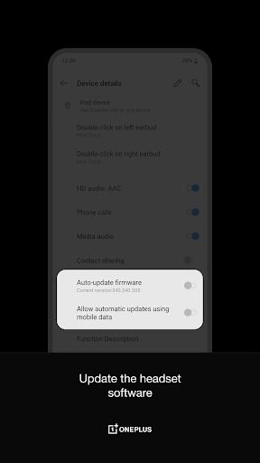 OnePlus Buds apktram screenshots 3
