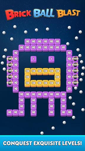 Brick Ball Blast: Free Bricks Ball Crusher Game 2.0.0 screenshots 2