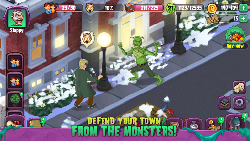 Goosebumps HorrorTown - The Scariest Monster City! 0.9.0 screenshots 18