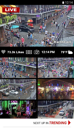 Webcams  screenshots 2