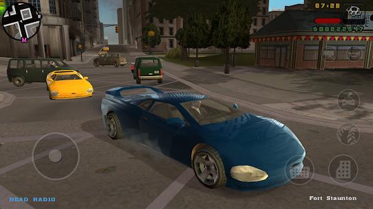 GTA: Liberty City Stories MOD (Sprint/Money) 6