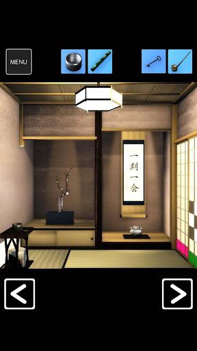 escape japanese tea room screenshot 2
