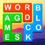 Word Blocks Puzzle - Free Offline Word Games