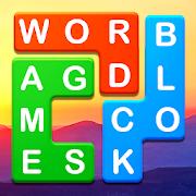 Word Blocks Puzzle - Free Offline Word Games