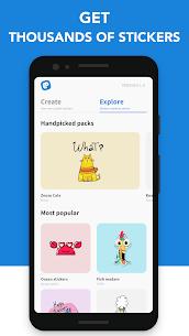 Stickery – Sticker maker for WhatsApp and Telegram Mod Apk v2.1 (Premium) 3