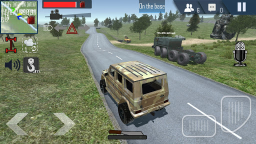 Offroad Simulator Online: 8x8 & 4x4 off road rally 2.5.3 screenshots 11