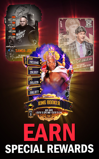WWE SuperCard - Multiplayer Collector Card Game 4.5.0.5679999 screenshots 19