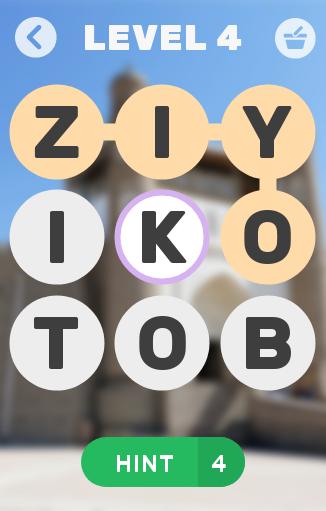 So'zni top. O'zbekcha o'yin 1.33.9z Screenshots 7