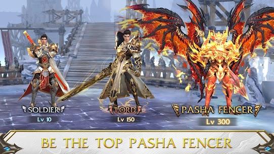 Pasha Fencer 5