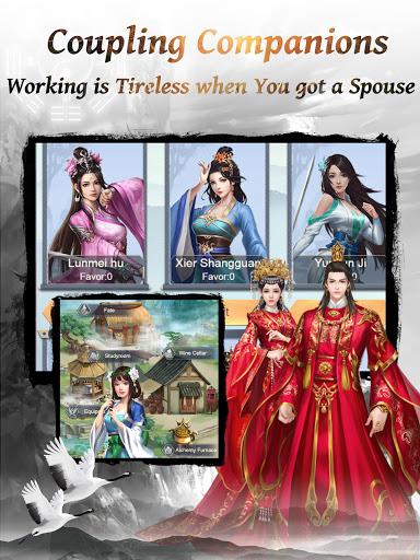 Immortal Taoists - Idle & Adventure 1.5.7 Screenshots 10