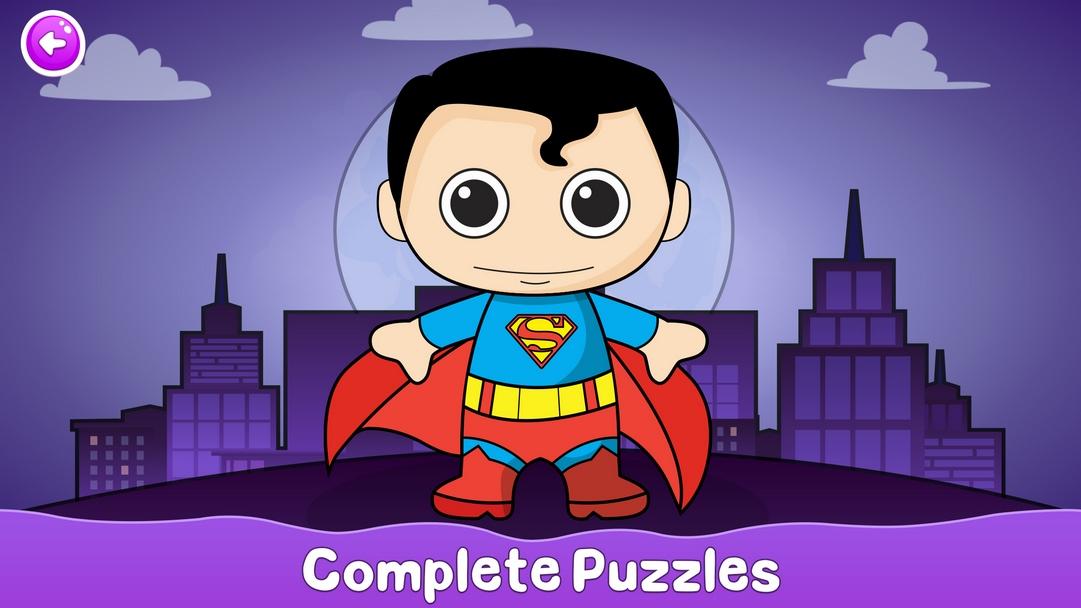 Toddler Puzzle Games screenshot 11