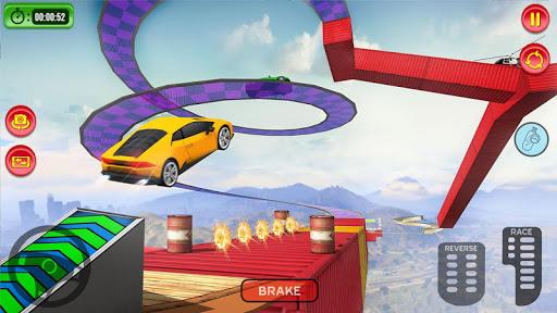 Crazy Car Driving Simulator: Impossible Sky Tracks 2.0 Screenshots 3