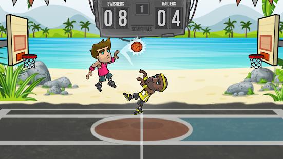 Basketball Battle Screenshot