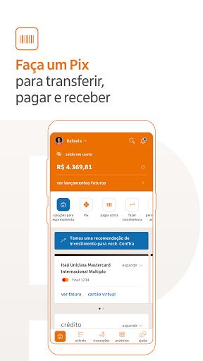 Banco Itaú  screenshots 1