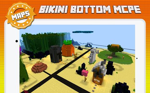 🍍 Mod Mcpe: Bikini Bottom for minecraft 🍍 1.0