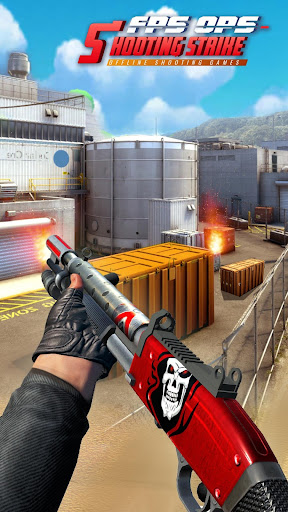 FPS OPS Shooting Strike : Offline Shooting Games screenshots 14
