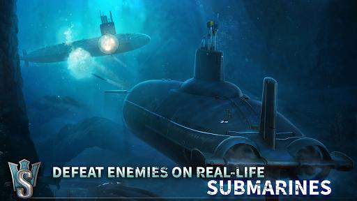 WORLD of SUBMARINES: Navy Warships Battle Wargame