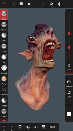 Nomad Sculpt 1.40 Screenshots 3