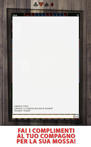 Burraco Online Jogatina: Carte Gratis Italiano 1.5.31 Screenshots 16