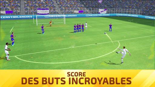 Code Triche Soccer Star 2020 Top Ligues: Le Jeu de FOOTBALL APK MOD (Astuce) screenshots 2