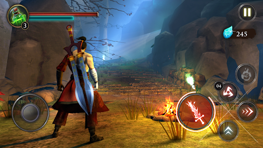Takashi Ninja Warrior - Shadow of Last Samurai screenshots 7