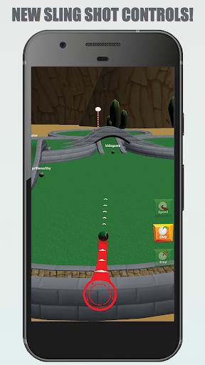 Mini Golf Stars 2  screenshots 2