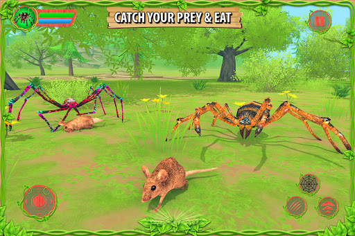 Spider Simulator: Life of Spider screenshots 2