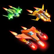 Spaceship Defender - Merge & Shoot