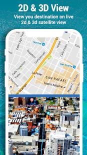 Street View - Panorama 3D Live camera Speedometer 1.0.66 Screenshots 6