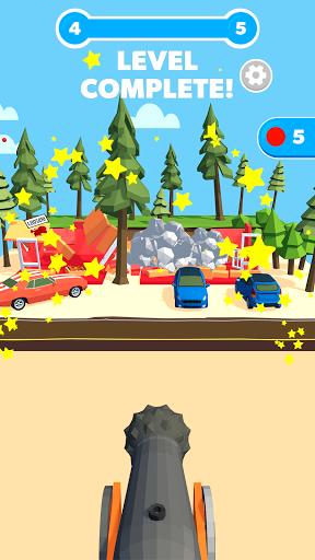 Slingshot Smash: Shooting Range android2mod screenshots 3