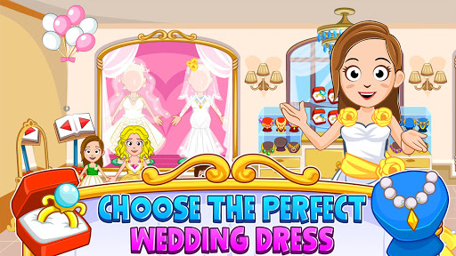 My Town: Wedding Day - The Wedding Game for Girls  screenshots 2